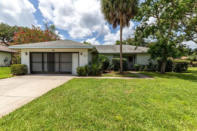 654 Gilda Dr, St Augustine, FL 32086 (MLS #1066022) :: The Volen Group, Keller Williams Luxury International