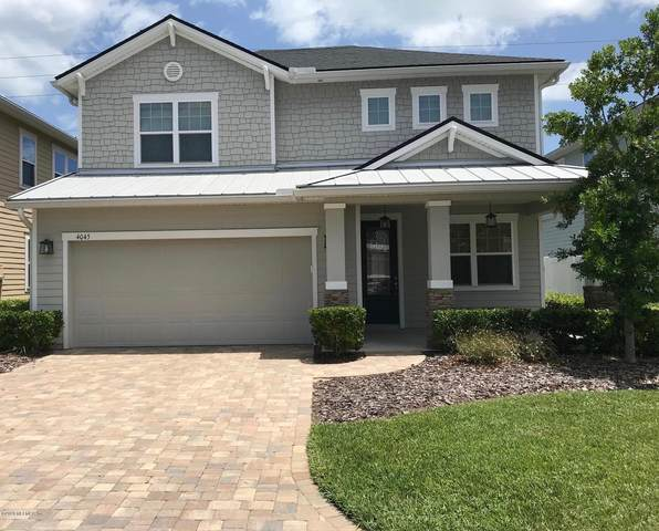 4045 Seaside Dr E, Jacksonville Beach, FL 32250 (MLS #1066027) :: The Volen Group, Keller Williams Luxury International