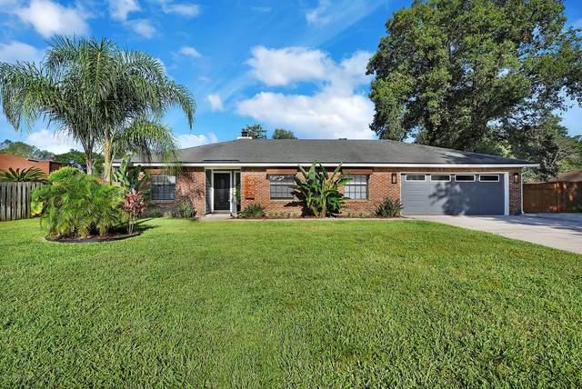 12658 Quarterhorse Trl, Jacksonville, FL 32223 (MLS #1066046) :: The Hanley Home Team