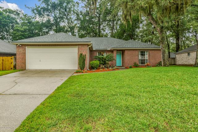 1231 Summerfield Ct, Orange Park, FL 32073 (MLS #1066076) :: Memory Hopkins Real Estate