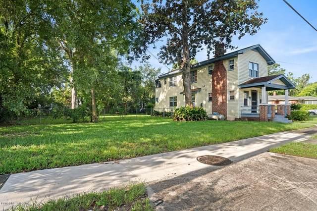 1464 W 14TH St, Jacksonville, FL 32209 (MLS #1066077) :: Memory Hopkins Real Estate