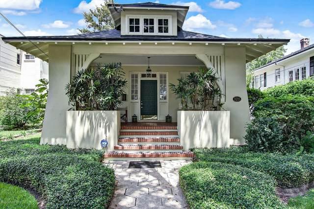 3215 St Johns Ave, Jacksonville, FL 32205 (MLS #1066101) :: The Hanley Home Team