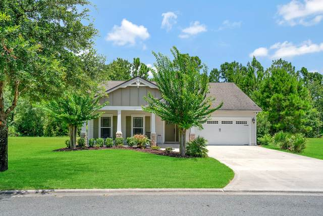 201 Holm Pl, St Marys, GA 31558 (MLS #1066185) :: Military Realty