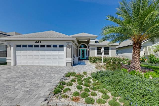 224 Charlemagne Cir, Ponte Vedra Beach, FL 32082 (MLS #1066188) :: The Hanley Home Team