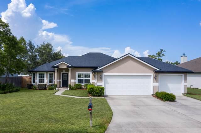 3225 Ginny Lake Dr, Middleburg, FL 32068 (MLS #1066224) :: Berkshire Hathaway HomeServices Chaplin Williams Realty