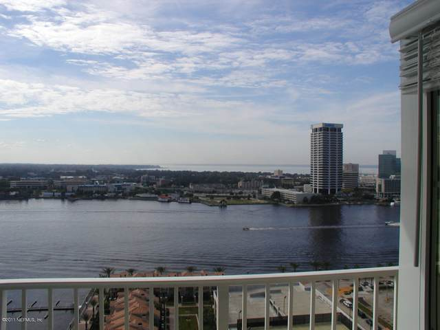400 E Bay St #1907, Jacksonville, FL 32202 (MLS #1066284) :: The Newcomer Group