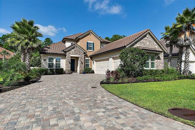 124 Hollyhock Ln, Ponte Vedra Beach, FL 32082 (MLS #1066292) :: The Perfect Place Team