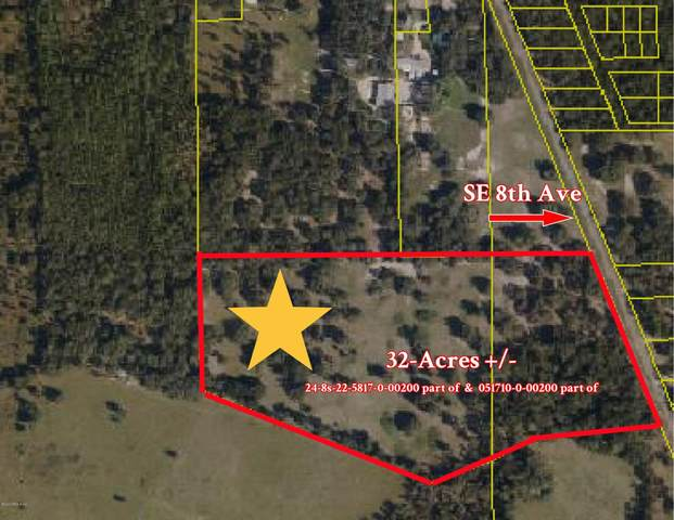 TBD SE 8TH Ave, Keystone Heights, FL 32656 (MLS #1066313) :: Homes By Sam & Tanya
