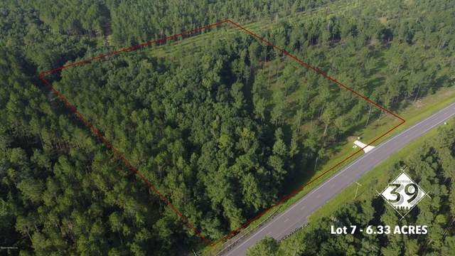 152655 County Road 108, Hilliard, FL 32046 (MLS #1066329) :: EXIT Real Estate Gallery
