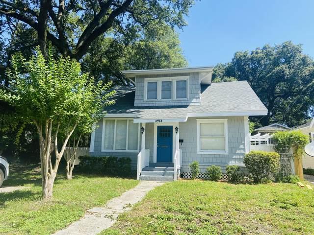 2961 Selma St, Jacksonville, FL 32205 (MLS #1066361) :: The Hanley Home Team