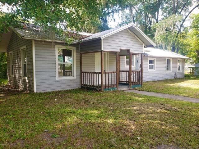 749 N Thompson St, Starke, FL 32091 (MLS #1066394) :: Noah Bailey Group