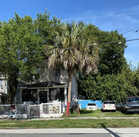 1207 Evergreen Ave, Jacksonville, FL 32206 (MLS #1066411) :: EXIT 1 Stop Realty
