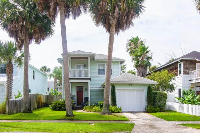 415 Hopkins St, Neptune Beach, FL 32266 (MLS #1066428) :: Bridge City Real Estate Co.