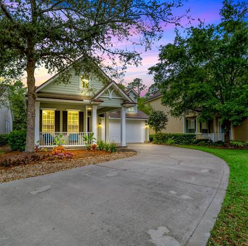 169 W Village Dr, St Augustine, FL 32095 (MLS #1066517) :: The Newcomer Group