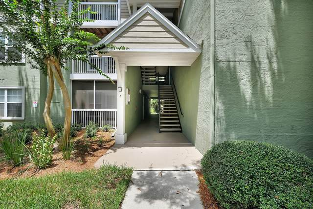 7701 Timberlin Park Blvd #1625, Jacksonville, FL 32256 (MLS #1066557) :: The Hanley Home Team
