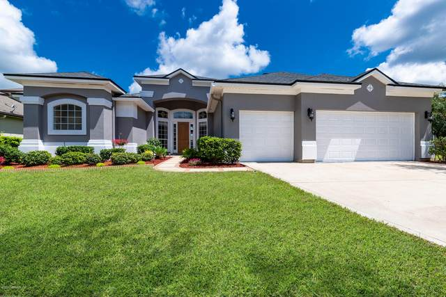 6303 Green Myrtle Dr, Jacksonville, FL 32258 (MLS #1066578) :: The DJ & Lindsey Team