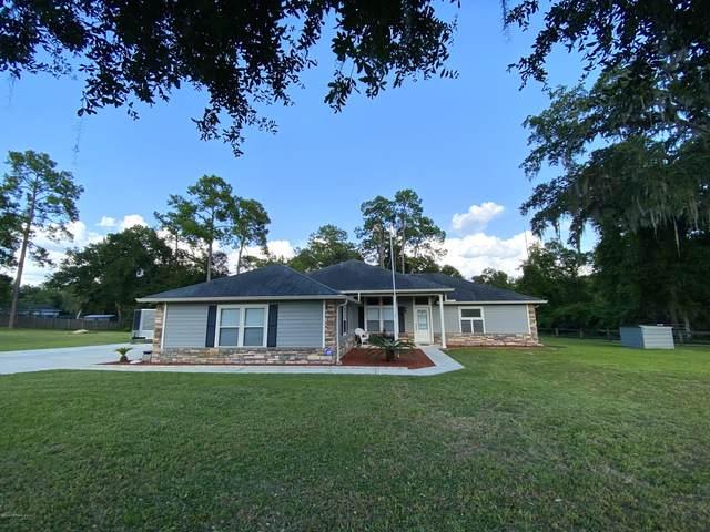 3451 State Road 21, Keystone Heights, FL 32656 (MLS #1066595) :: Noah Bailey Group