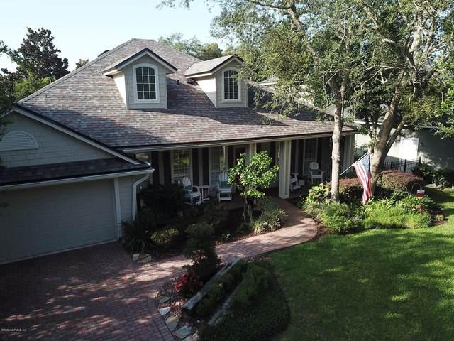 658 Hannah Park Ln, St Augustine, FL 32095 (MLS #1066613) :: CrossView Realty