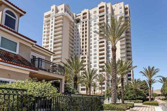 400 E Bay St #1804, Jacksonville, FL 32202 (MLS #1066663) :: Endless Summer Realty