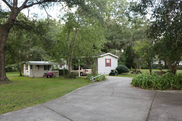 2889 Burris Rd, Orange Park, FL 32065 (MLS #1066672) :: Berkshire Hathaway HomeServices Chaplin Williams Realty