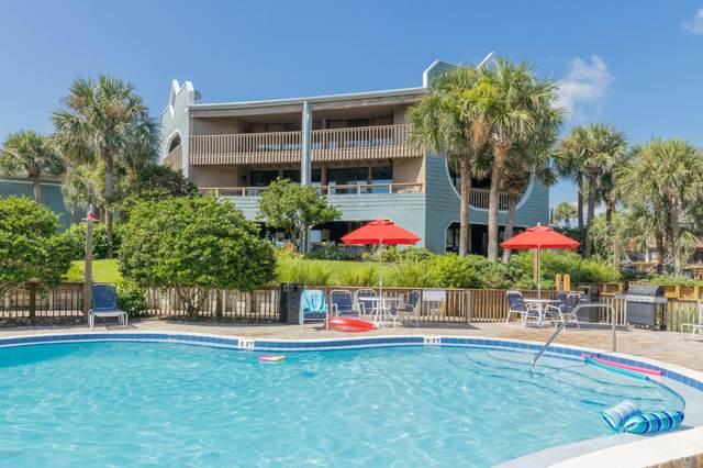 180 Ocean Hibiscus Dr #301, St Augustine, FL 32080 (MLS #1066766) :: Olson & Taylor | RE/MAX Unlimited