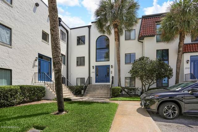2341 Costa Verde Blvd #101, Jacksonville Beach, FL 32250 (MLS #1066769) :: Oceanic Properties