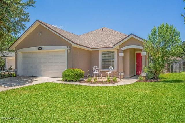 628 Longcrest Ln, Orange Park, FL 32065 (MLS #1066775) :: The Hanley Home Team