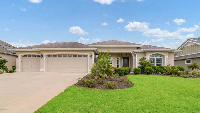 936 Iron Oak Way, THE VILLAGES, FL 32163 (MLS #1066837) :: CrossView Realty