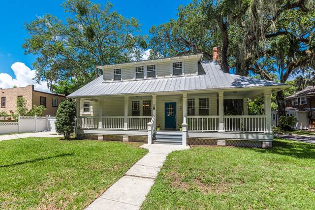 18 Estey St, St Augustine, FL 32084 (MLS #1066894) :: Berkshire Hathaway HomeServices Chaplin Williams Realty