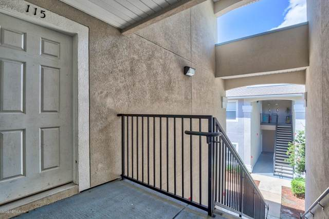 6112 Maggies Cir #115, Jacksonville, FL 32244 (MLS #1066980) :: Memory Hopkins Real Estate