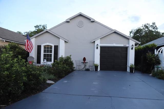 2681 Kimberly For Dr E, Jacksonville, FL 32246 (MLS #1067083) :: Berkshire Hathaway HomeServices Chaplin Williams Realty