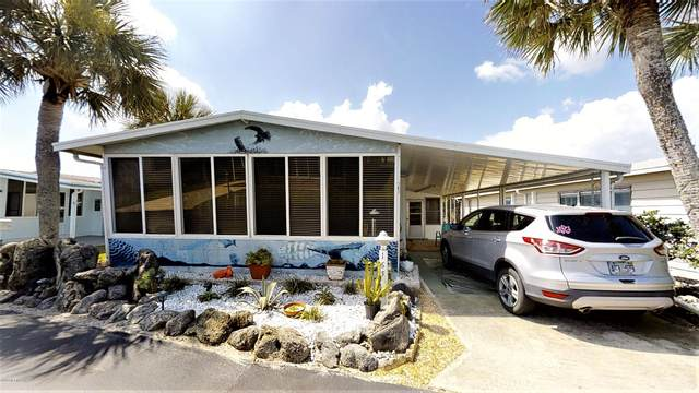 163 Lookout Dr, Flagler Beach, FL 32136 (MLS #1067085) :: The Hanley Home Team
