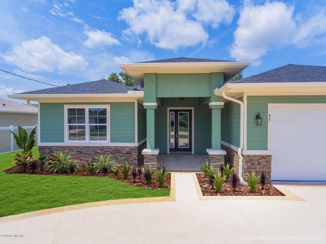 45 Laramie Dr, Palm Coast, FL 32137 (MLS #1067123) :: Oceanic Properties