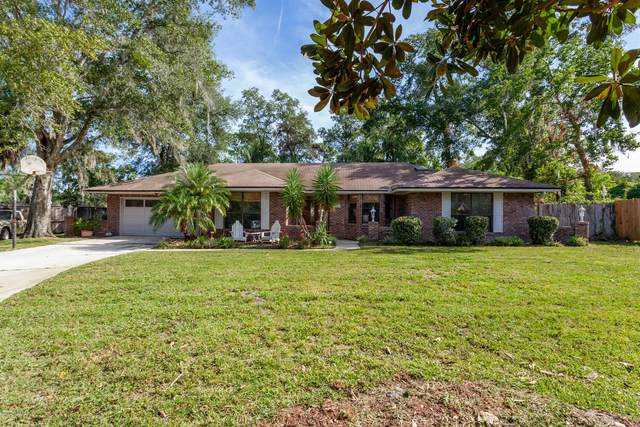 2265 Yellow Pine Ct, Orange Park, FL 32073 (MLS #1067139) :: CrossView Realty