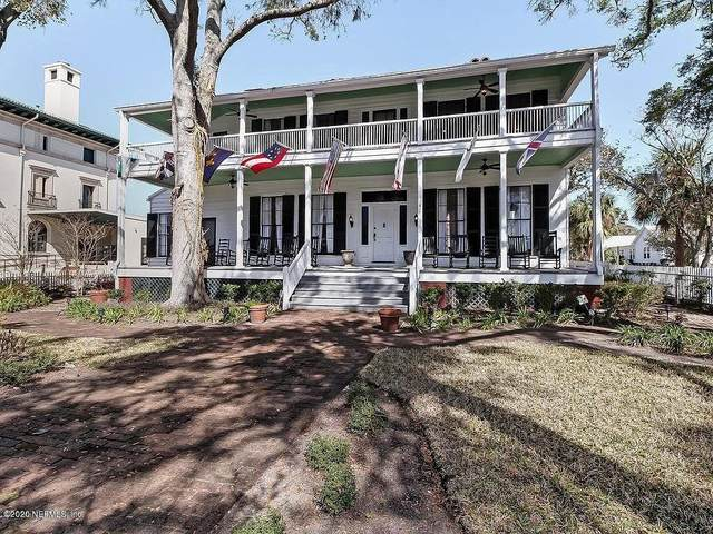 415 Centre St, Fernandina Beach, FL 32034 (MLS #1067151) :: Menton & Ballou Group Engel & Völkers