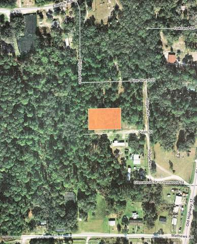 00 Palm St, Crescent City, FL 32112 (MLS #1067198) :: Memory Hopkins Real Estate