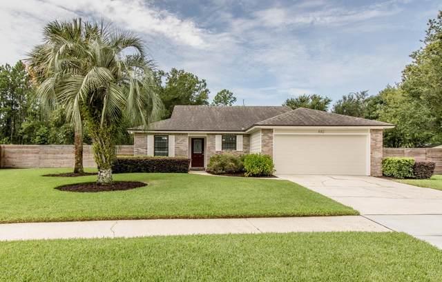 482 Springbrook Dr, Fleming Island, FL 32003 (MLS #1067236) :: Berkshire Hathaway HomeServices Chaplin Williams Realty