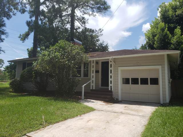 1070 Willis Dr, Jacksonville, FL 32205 (MLS #1067277) :: The Newcomer Group