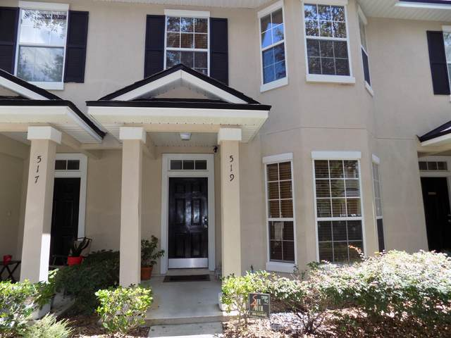 519 Hopewell Dr, Orange Park, FL 32073 (MLS #1067283) :: The Newcomer Group