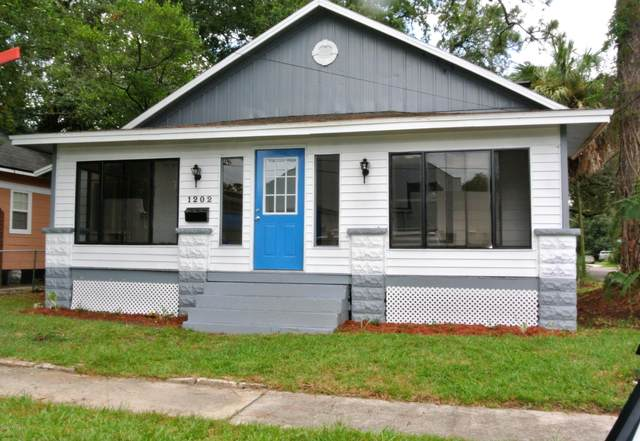 1202 E 15TH St, Jacksonville, FL 32206 (MLS #1067459) :: EXIT Real Estate Gallery