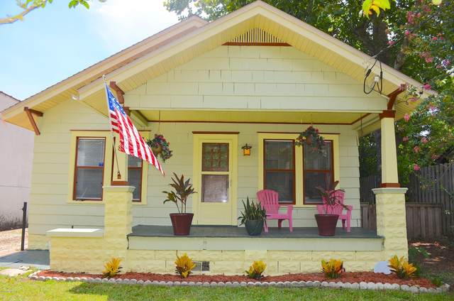 2718 Ernest St, Jacksonville, FL 32205 (MLS #1067470) :: CrossView Realty