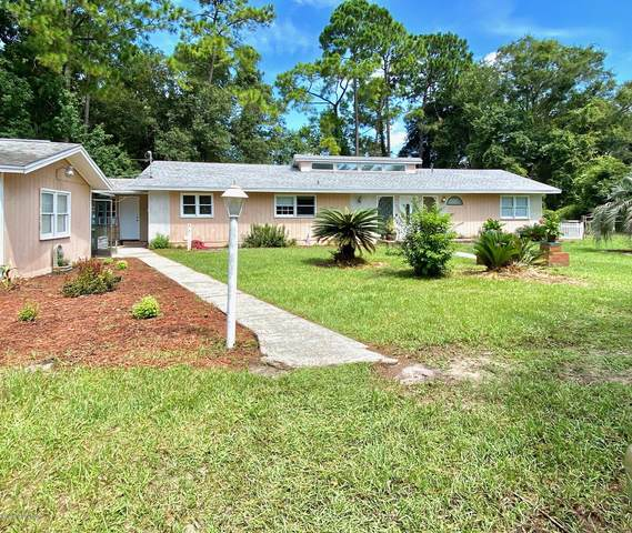 85237 Angie Rd, Yulee, FL 32097 (MLS #1067533) :: The Every Corner Team