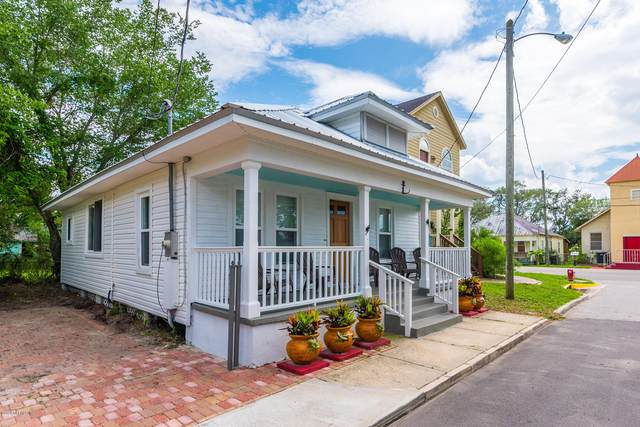 127 Lincoln St, St Augustine, FL 32084 (MLS #1067605) :: EXIT Real Estate Gallery