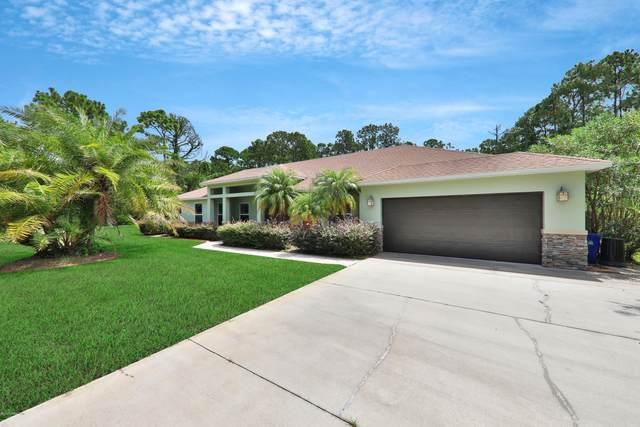 6924 Cypress Spring Ct, St Augustine, FL 32086 (MLS #1067664) :: Memory Hopkins Real Estate