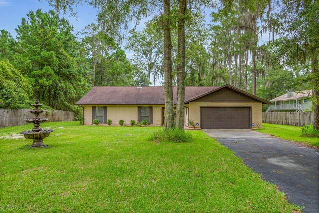 9187 SW 137TH St, Starke, FL 32091 (MLS #1067670) :: The Every Corner Team