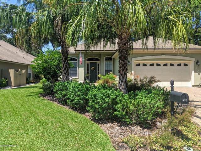 635 Spanish Way E, Fernandina Beach, FL 32034 (MLS #1067675) :: Homes By Sam & Tanya