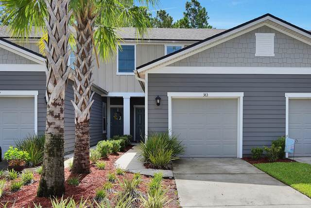 383 Servia Dr, St Johns, FL 32259 (MLS #1067686) :: EXIT Real Estate Gallery