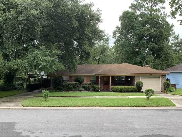 8443 Grampell Dr, Jacksonville, FL 32221 (MLS #1067713) :: Memory Hopkins Real Estate