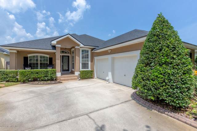 744 Bonaire Cir, Jacksonville Beach, FL 32250 (MLS #1067720) :: The Volen Group, Keller Williams Luxury International