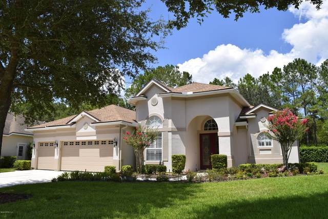 1340 Barrington Cir, St Augustine, FL 32092 (MLS #1067781) :: Menton & Ballou Group Engel & Völkers
